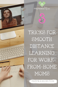 distance learning pin image