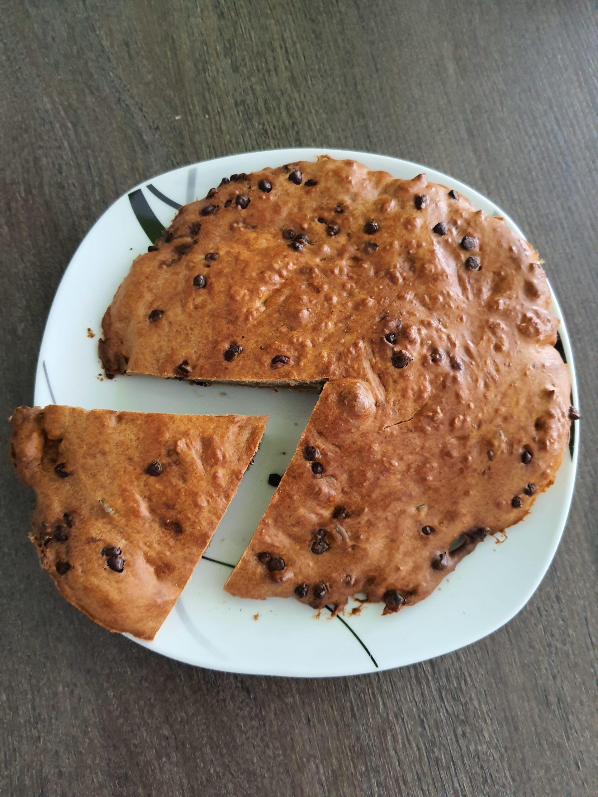 Recette délicieuse et super originale de gâteau sain pour le goûter