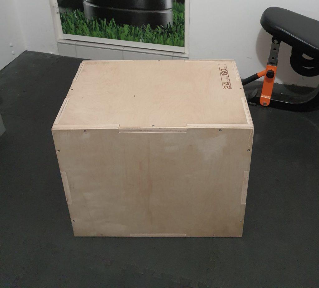 box jump