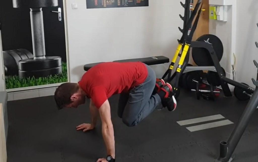 exercices TRX