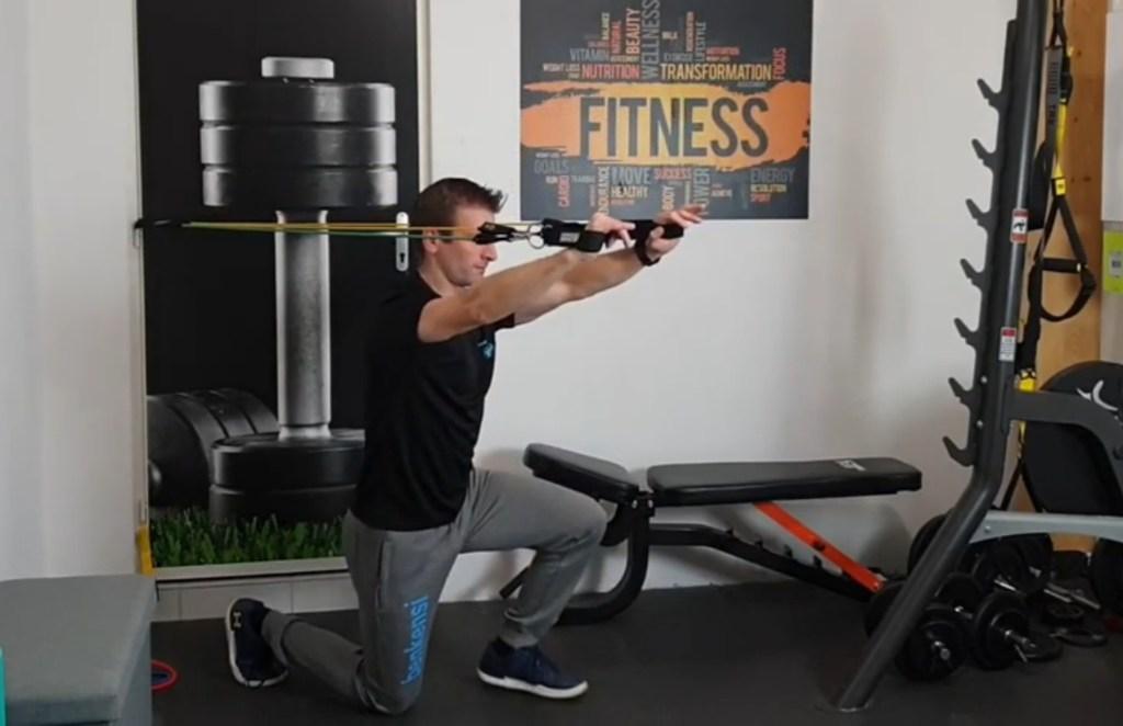exercices de préparation physique