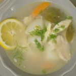 How to Make Fish Stock - an simple way to get more nutrient-dense food in your diet. Budget friendly and little hands on time.