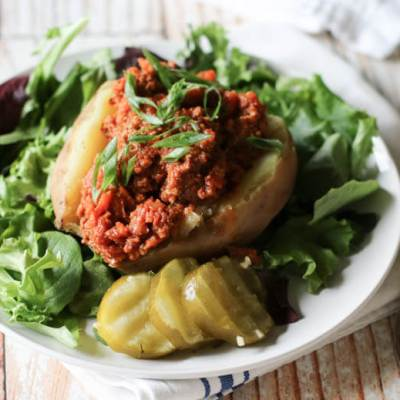 Veggie-Packed Sloppy Joes (Paleo, Whole30, Low-Carb)