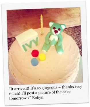Robyn's Cake