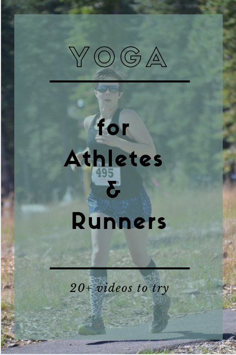 Yoga for athletes and yoga for runners: a guide to free online yoga videos that help open tight hips, hamstrings, and shoulders