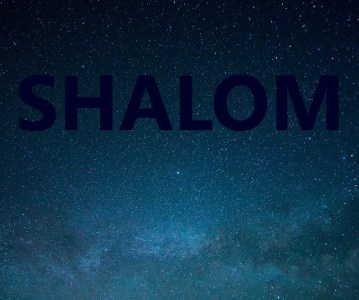 Seeking Shalom in 2018
