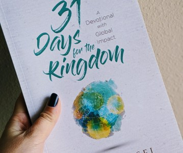 31 Days for the Kingdom: Day Three