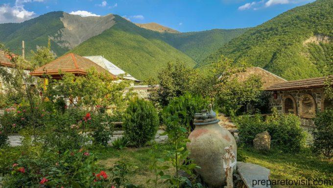 Azerbaijan nature