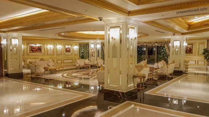 Best hotel in Azerbaijan: Shamakhi Palace Sharadil Mountain Resort