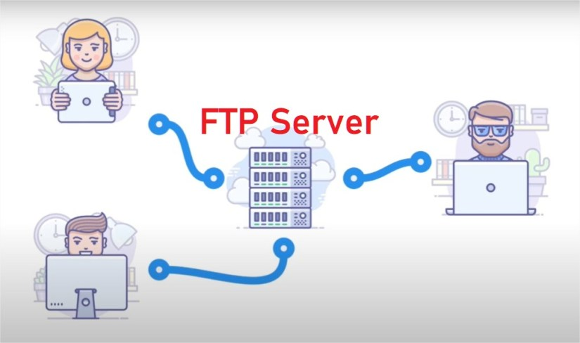 SFTP server Windows