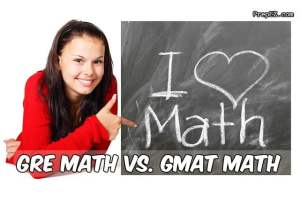 GRE Math Vs. GMAT Math