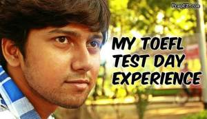 My TOEFL Test Day Experience