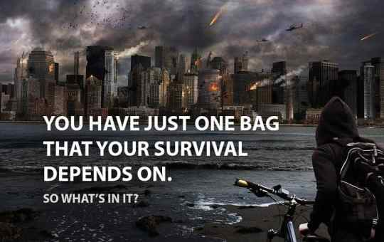 bug out bag essentials