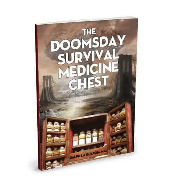 survival medicine list book