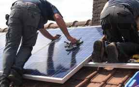 Miami solar panels