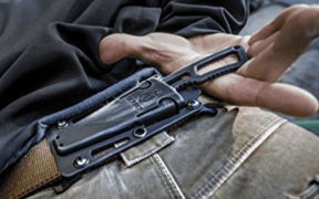 gerber ghoststrike is perfect edc knife