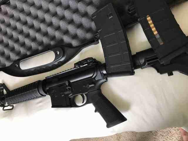SHTF Gun M&D Sport 2