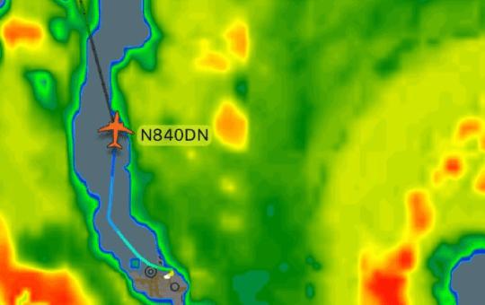 DL431 Hurricane Irma