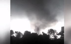 indonesia tornado