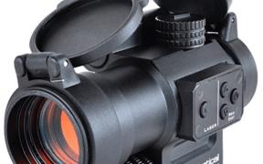 AT3 LEOS Red Dot Sight review