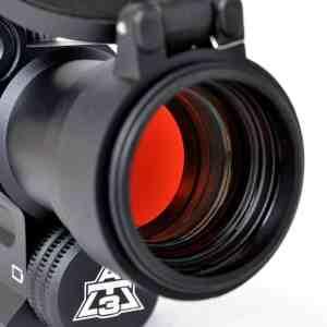 at3 leos red dot laser