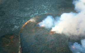 volcano new england