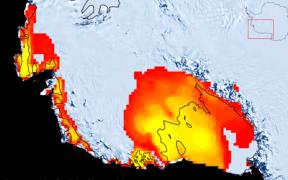 rain antarctica