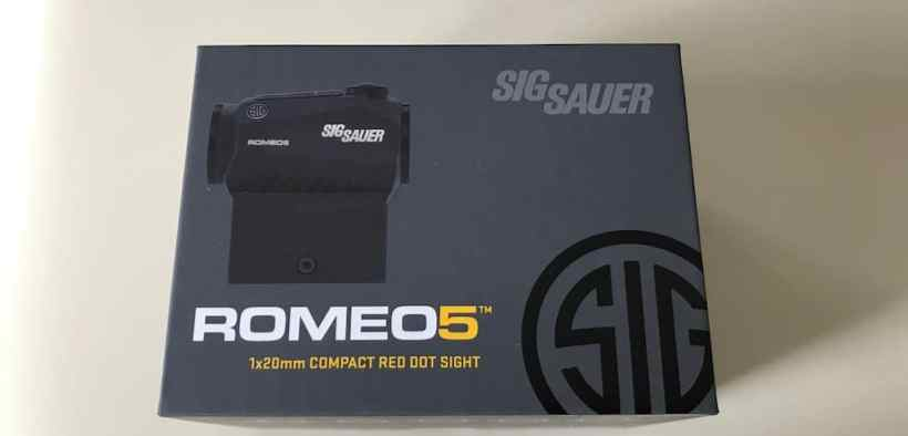 Sig Sauer Romeo 5 Review | One Of The Best Red Dots Out There