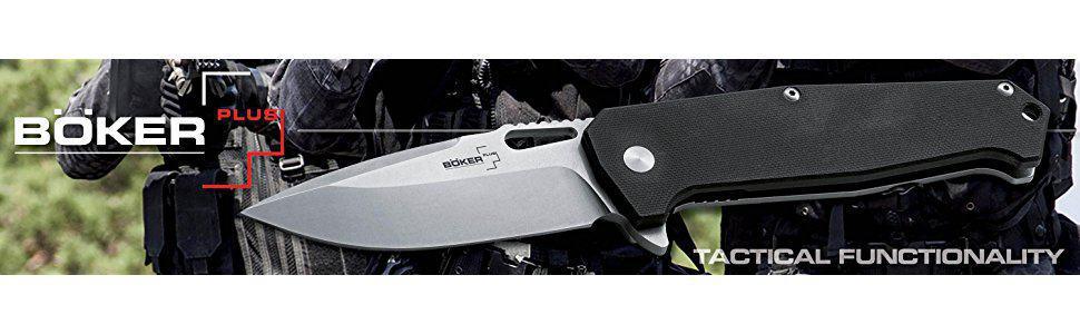 boker plus survival knives review