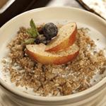 prepper food oatmeal