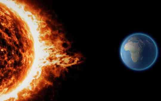 solar storm april 19
