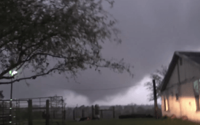 arkansas wedge tornado