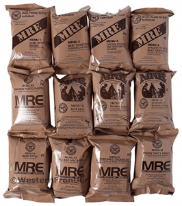 ultimate mre meal review