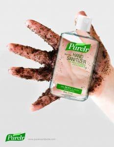 hand sanitizer superbugs