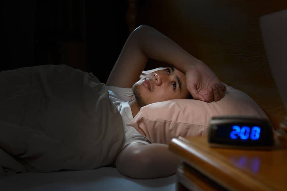 low carb insomnia
