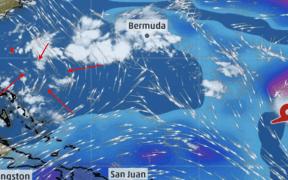 hurricane florence wind shear