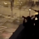 paris riots sniper
