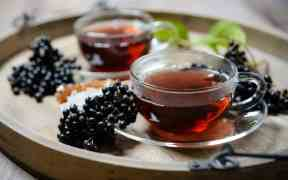 elderberry tea benefits