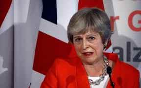 Theresa May coup