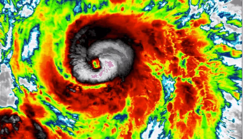 hurricane barbara category 4