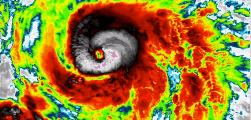 hurricane barbara category 4