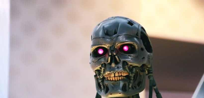 killer robots google
