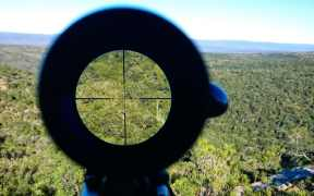 rifle scope Obsidian 4