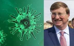 coronavirus tate reeves