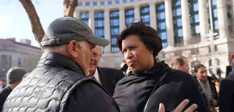 DC Mayor Jail Quarantine Breakers