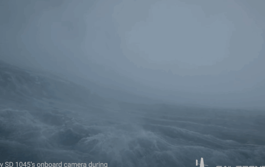 saildrone hurricane