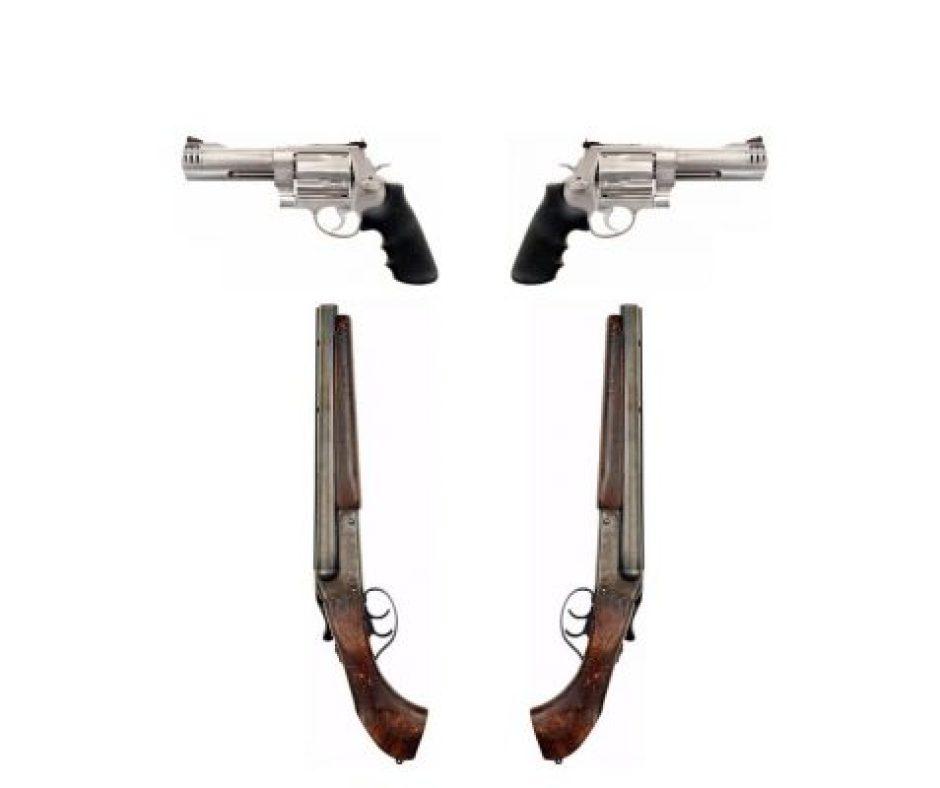 resident evil afterlife guns