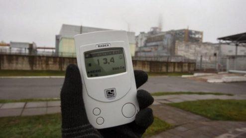 radiation detectors - Radex