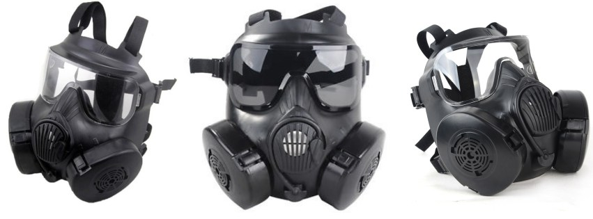 Military Gas Mask and Personal Use