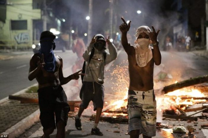 brazil purge